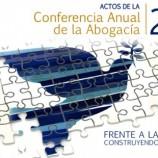 """""""Conferencia Anual de la Abogacía"""" i """"I Congreso de Derechos Humanos de la Abogacía Española"""""""