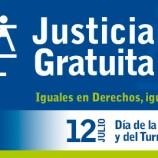 12 de juliol. Dia de la justícia gratuïta i del torn d'ofici. Actes commemoratius dia 10 al Col·legi.
