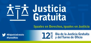 12 de juliol. Dia de la Justícia Gratuïta. Programa d'actes