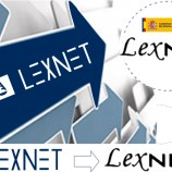 "Desconnexió de la plataforma ""Lexnet Abogacía""."