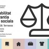 III Congrés de Drets Humans a Terrassa. Dies 1 i 2 de març