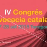 IV Congrés de l'Advocacia Catalana. 27 i 28 de setembre a Tarragona